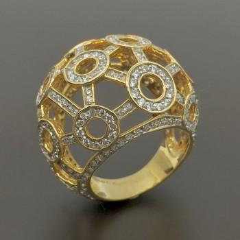 Χρυσό δαχτυλίδι