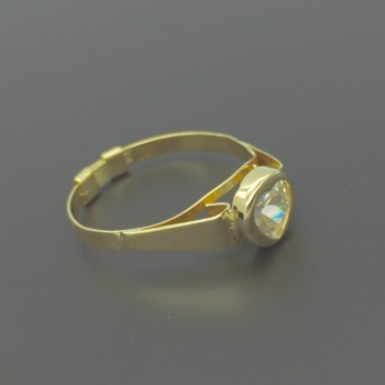 Παιδικό χρυσό δαχτυλίδι