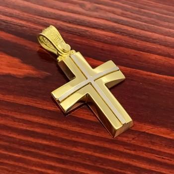 Χρυσός Σταυρός ΤΡΙΑΝΤΟΣ