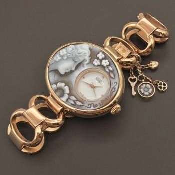 Ρολόι χειροποίητο Cameo