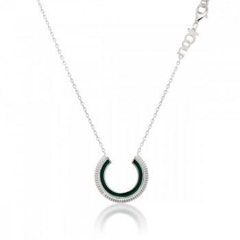 Jcou Queen's, Πράσινο, JW903S1-02 JCOU κολιέ, κοσμήματα, ποικιλία σχεδίων, τιμές