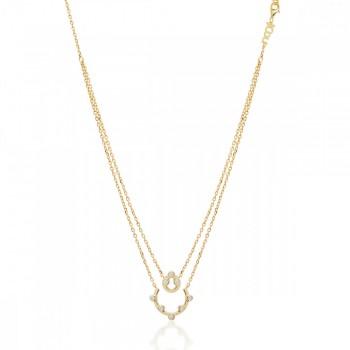 Jcou Round Minimal, JW906G1-01 JCOU κολιέ, κοσμήματα, ποικιλία σχεδίων, τιμές