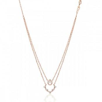 Jcou Round Minimal, JW906R1-01 JCOU κολιέ, κοσμήματα, ποικιλία σχεδίων, τιμές