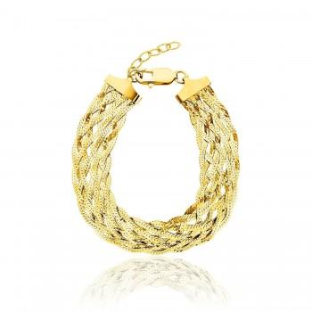 Βραχιόλι Li-LA-LO Skin,BAS003682 βραχιόλια Li-LA-LO, κοσμήματα, ποικιλία σχεδίων,τιμές