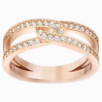 Swarovski Creativity, Λευκό, 5149596 δαχτυλίδι Swarovski, ποικιλία σχεδίων, τιμές, προσφορές