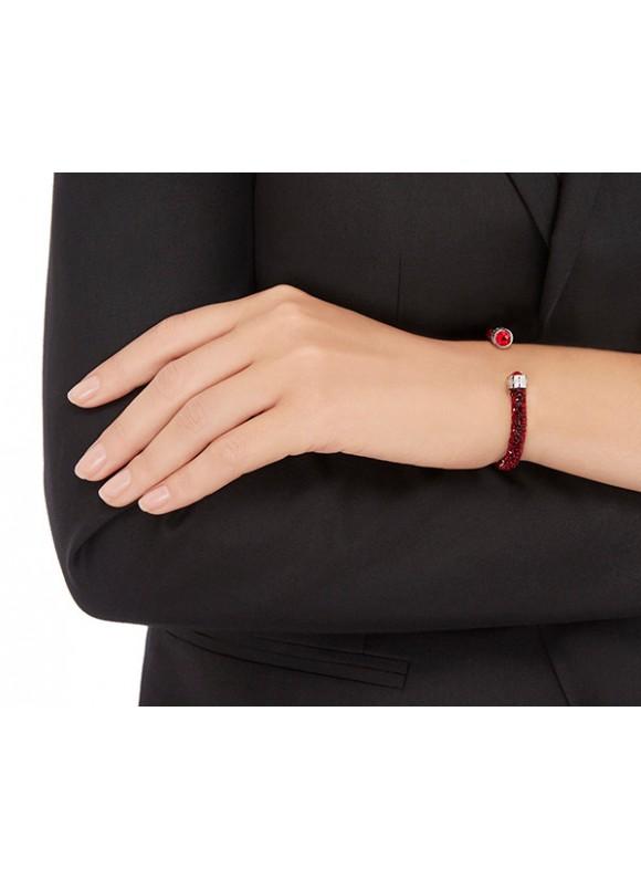 Swarovski Crystaldust Cuff, Red 5250692