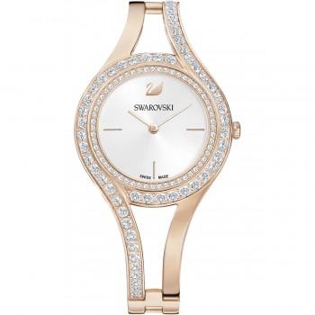 Swarovski Eternal, Metallic Bracelet, Champagne, Stainless Steel, 5377563 ρολόι SWAROVSKI, τιμές, ποικιλία σχεδίων, προσφορές