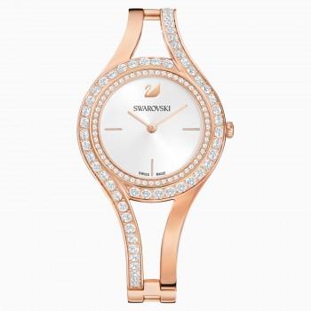 Swarovski Eternal, Metallic Bracelet, Rose-Gold, Stainless Steel, 5377576 ρολόι SWAROVSKI, τιμές, ποικιλία σχεδίων, προσφορές