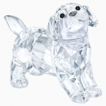 Swarovski Labrador Puppy Standing 5400141 μπιμπελό SWAROVSKI, τιμές, ποικιλία σχεδίων, προσφορές