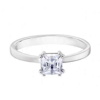 Swarovski Attract Motif, Λευκό, Επιροδιωμένο, 5402435 δαχτυλίδι Swarovski, ποικιλία σχεδίων, τιμές, προσφορές