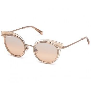 Swarovski Sunglasses SK0169 - 72G Peach 5411617
