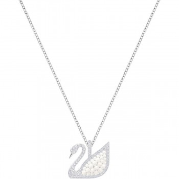Swarovski Iconic Swan Pendant 5411791