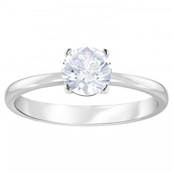 Δαχτυλίδι Swarovski Attract, Λευκό, Επιροδιωμένο, 5412023  δαχτυλίδι Swarovski, ποικιλία σχεδίων, τιμές, προσφορές