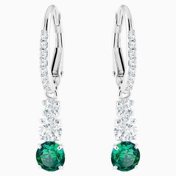 Swarovski Attract Trilogy Pierced Earrings Round 5414682