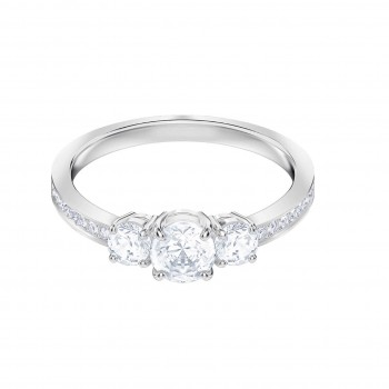 Swarovski Attract Trilogy Ring Round 5414972