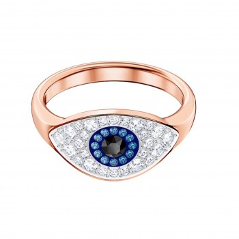 Swarovski Duo Ring Evil Eye 5425858