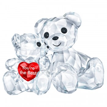 Swarovski Kris Bears Figurine, 5427994 μπιμπελό SWAROVSKI, τιμές, ποικιλία σχεδίων, προσφορές