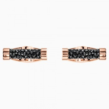 Swarovski Crystaldust Cufflinks 5429902 μανικετόκουμπα Swarovski,κοσμήματα SWAROVSKI, ποικιλία σχεδίων, τιμές, προσφορές
