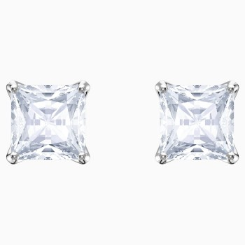 Swarovski Attract Stud Pierced, White, 5430365 κοσμήματα, σκουλαρίκια Swarovski, τιμές, ποικιλία σχεδίων, προσφορές