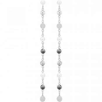 Swarovski Canopy Pierced Earrings Long 5430883