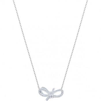 Swarovski Lifelong Bow Necklace Small 5440643