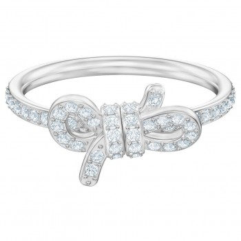 Swarovski Lifelong Bow Ring Small 5457269
