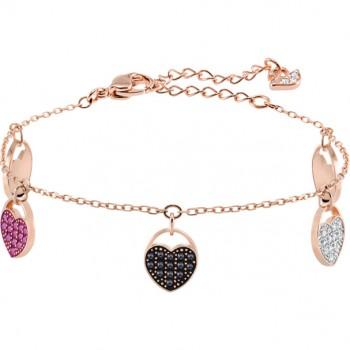 Swarovski Ginger Bracelet Heart 5472444