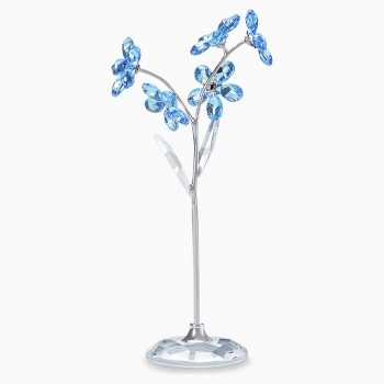 Swarovski Flower Dreams - Forget-Me-Not, Large, 5490754 Swarovski figurines, ποικιλία σχεδίων, τιμές, προσφορές
