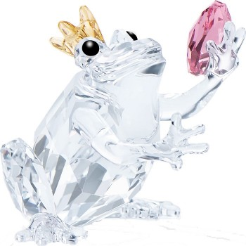 Swarovski Frog Prince, 5492224 Swarovski figurines, ποικιλία σχεδίων, τιμές, προσφορές
