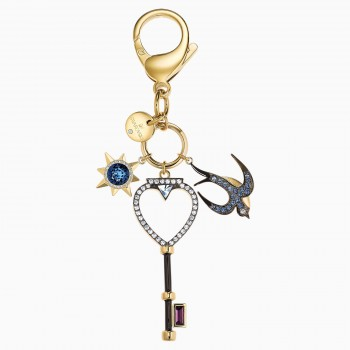 Swarovski Κόσμημα Τσάντας Tarot Swallow, Πολύχρωμο, 5498748 μπρελόκ Swarovski, κοσμήματα SWAROVSKI, ποικιλία σχεδίων, τιμές, προσφορές