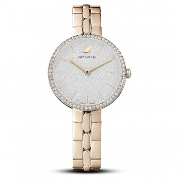 Swarovski Cosmopolitan, Metal bracelet, White, 5517797 ρολόι SWAROVSKI, τιμές, ποικιλία σχεδίων, προσφορές