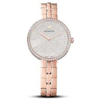 Swarovski Cosmopolitan, Metal bracelet, White, 5517803 ρολόι SWAROVSKI, τιμές, ποικιλία σχεδίων, προσφορές