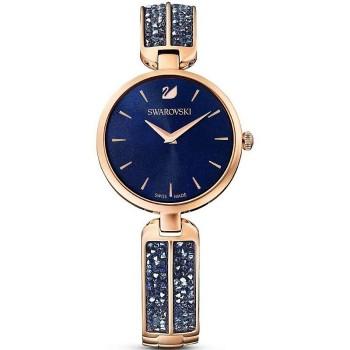 Swarovski Dream Rock, Blue, 5519317, ρολόι SWAROVSKI, τιμές, ποικιλία σχεδίων, προσφορές