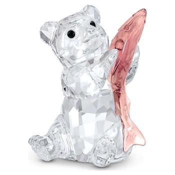 Swarovski Bear with Fish, 5536772 Swarovski figurines, ποικιλία σχεδίων, τιμές, προσφορές