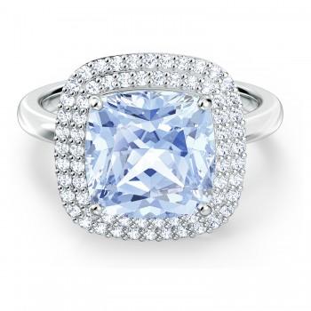 Swarovski Angelic, Μπλε, Επιροδιωμένο, 5567955 δαχτυλίδι Swarovski, ποικιλία σχεδίων, τιμές, προσφορές