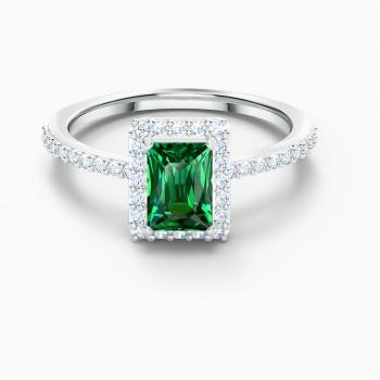 Swarovski Angelic, Πράσινο, Επιροδιωμένο, 5559835 δαχτυλίδι Swarovski, ποικιλία σχεδίων, τιμές, προσφορές