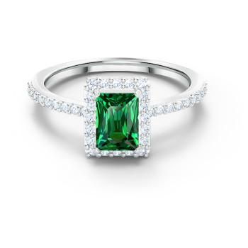 Swarovski Angelic, Πράσινο, Επιροδιωμένο, 5572663 δαχτυλίδι Swarovski, ποικιλία σχεδίων, τιμές, προσφορές
