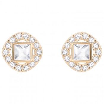Swarovski Angelic Square Pierced Earrings, 5352049 |