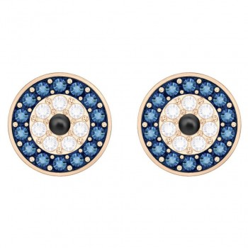 Swarovski Crystal Wishes Earrings Evil Eye,5377720