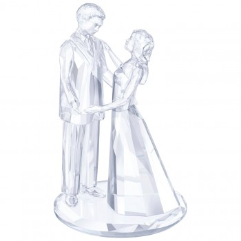 Swarovski Crystal Love Couple Figurine 5264503