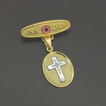 Παραμάνακι με σταυρό