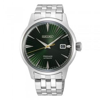 Ρολόι Seiko Automatic Presage Cocktail, SRPE15J1 ρολόγια Seiko, ποικιλία σχεδίων, προσφορές
