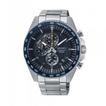 Ρολόι Seiko Chronograph Tachymeter, SSB321P1 ρολόγια Seiko, ποικιλία σχεδίων, προσφορές