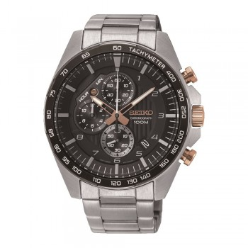 Seiko Sports Chronograph, SSB323P1 ρολόγια Seiko, ποικιλία σχεδίων, προσφορές