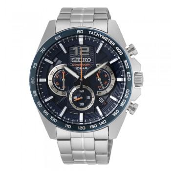 Ρολόι Seiko Chronograph, SSB345P1 ρολόγια Seiko, ποικιλία σχεδίων, προσφορές