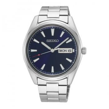 Ρολόι Seiko Blue Dial, SUR341P1 ρολόγια Seiko, ποικιλία σχεδίων, προσφορές