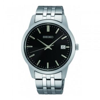 Ρολόι Seiko Essential Time Quartz, SUR401P1 ρολόγια Seiko, ποικιλία σχεδίων, προσφορές