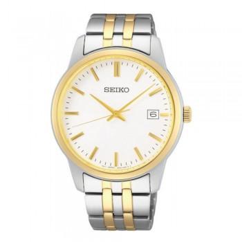Ρολόι Seiko Essential Time Quartz, SUR402P1 ρολόγια Seiko, ποικιλία σχεδίων, προσφορές