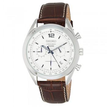 Ρολόι Seiko Conceptual Chronograph, SSB095P1 ρολόγια Seiko, ποικιλία σχεδίων, προσφορές