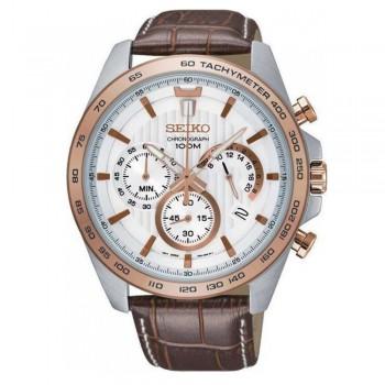 Ρολόι Seiko Conceptual Chronograph, SSB306P1 ρολόγια Seiko, ποικιλία σχεδίων, προσφορές